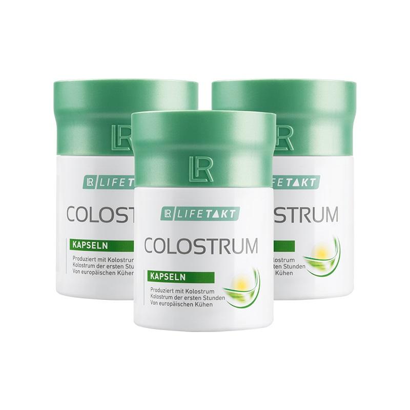 Colostrum-kapsle